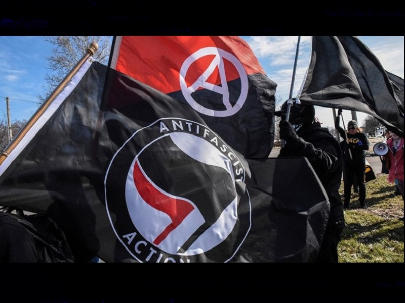 Ten arrested at neo-Nazi rally in Georgia town