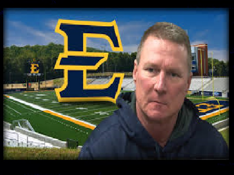 ETSU football coach placed on administrative leave