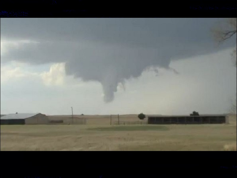 Tornado watch issued for central Kansas
