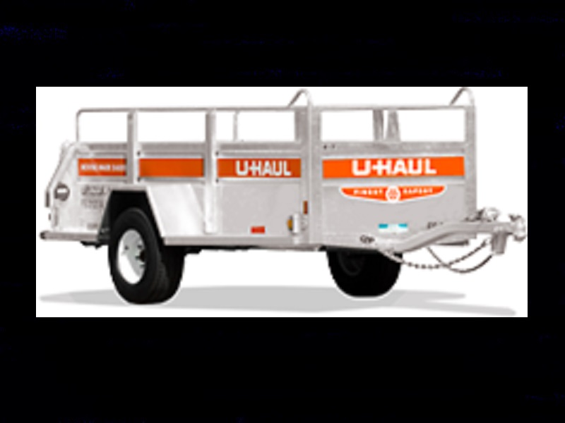 TRAILER STOLEN FROM LOCAL UHAUL FACILITY – 105 7 News