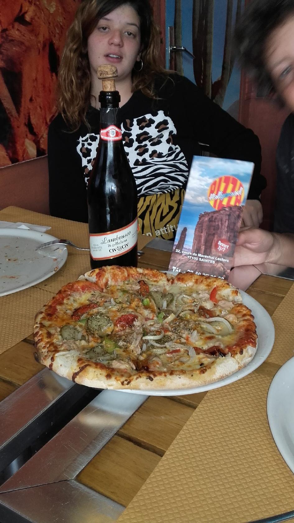 Hollywood Pizzas Pizzeria Saintes Critiques De Restaurant