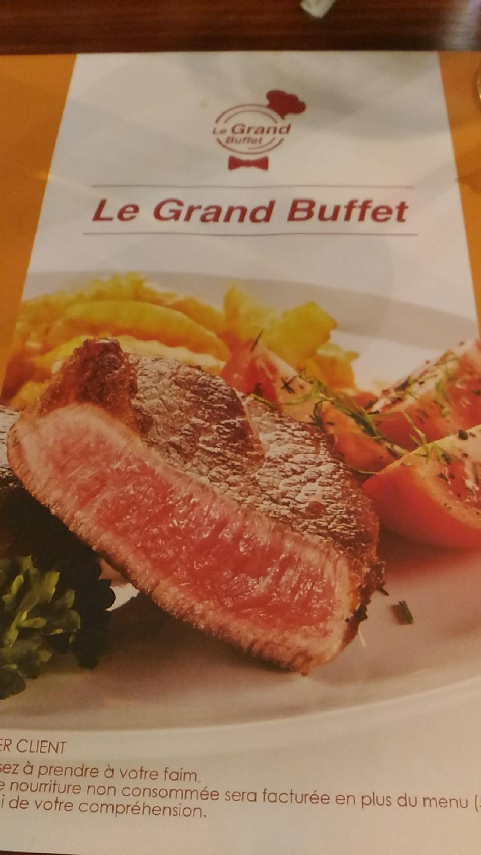 le grand buffet restaurant saint