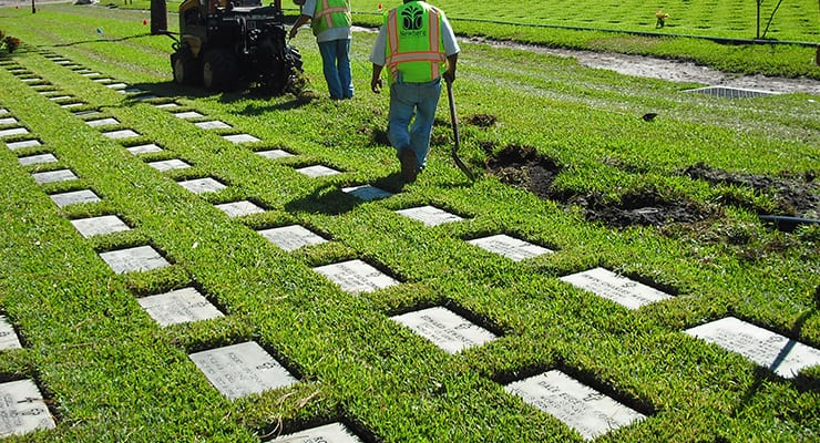 VA National Cemeteries
