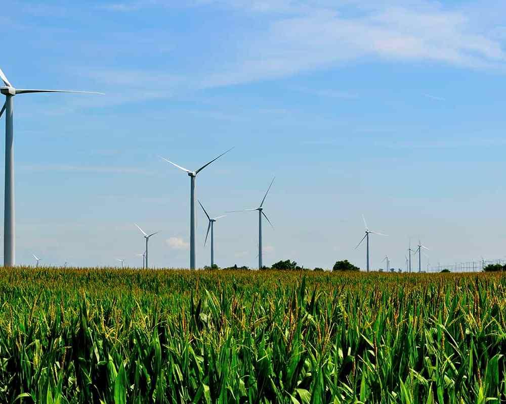 Lundgren Wind Farm