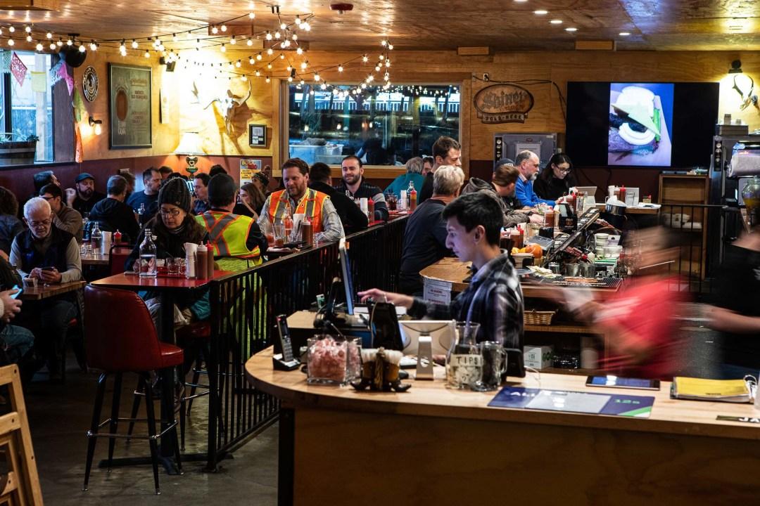Jack's BBQ SoDo Bar