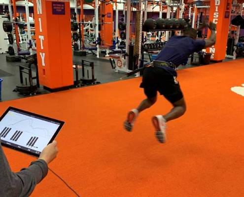 1080 In Session Broad Jump