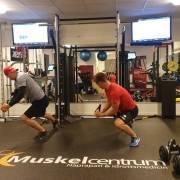 Muskelcentrum athletes
