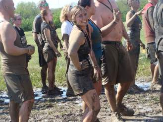 Ran in Warrior Dash 2011