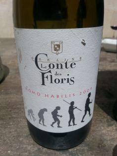 Conte des Floris : Homo Habilis 2009