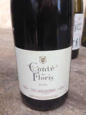 Conte des Floris : Villafranchien 2004
