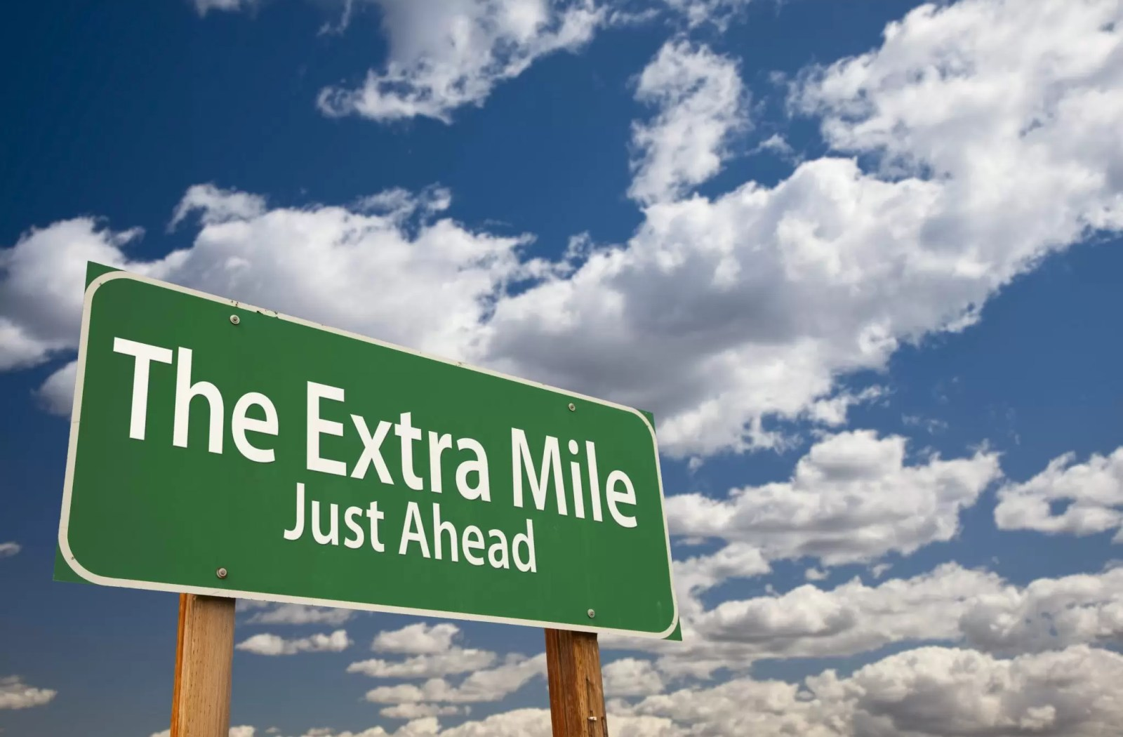 Do Your Suppliers and SMB Partners Go The Extra Mile?