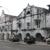 Kuala Lumpur - Heritage buildings at Jalan Sultan (around Chinatown) 苏丹街 (唐人区之一景)