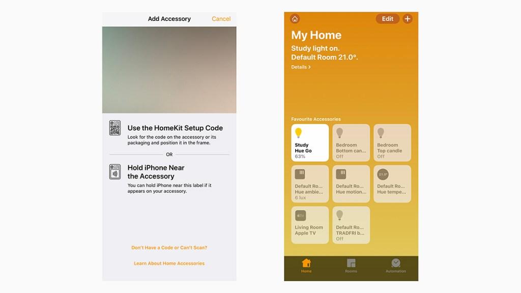 Adding Logitech camera to Homekit to make Apple Homekit baby monitor