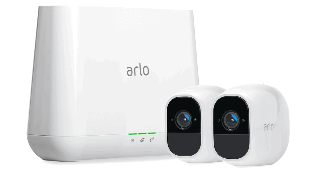 Arlo Pro 2 as baby monitor.