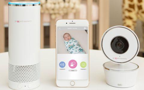 smart baby monitor as nest google monitor