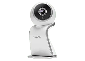 Zmodo Sight 180 as baby monitor with Google Home