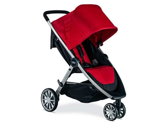 Britax-B-Lively-Vs other strollers