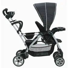 Graco RoomFor2 Click Connect Stand and Ride
