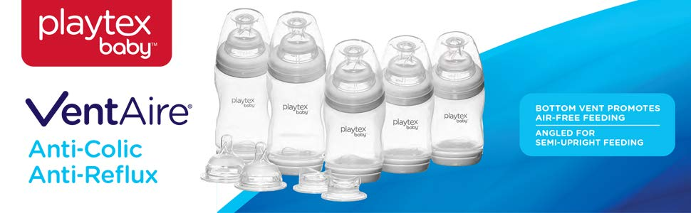 Playtex Baby Ventaire Anti Colic Baby Bottle
