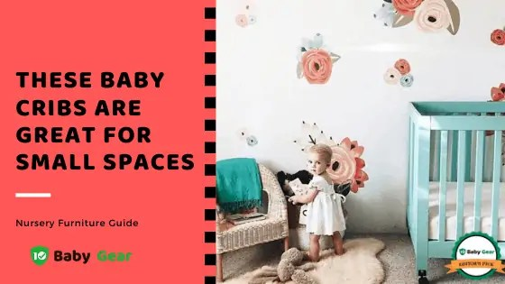Best cribs for small spaces blog banner