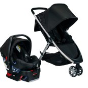britax b-lively: Overall best travel system