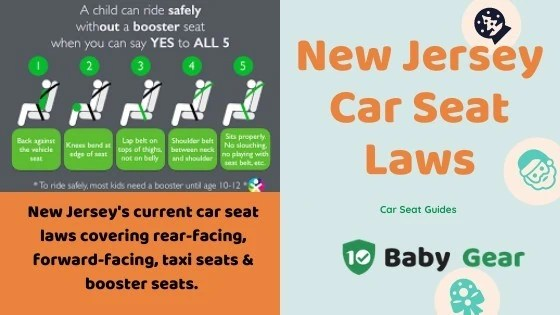 New Jersery Car Seat Laws