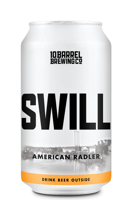 2019 Swill American Radler by 10 Barrel Brewing Company, Bend, OR since 2006