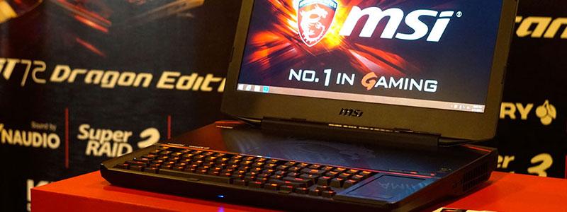 MSI GT80 Titan SLI Review