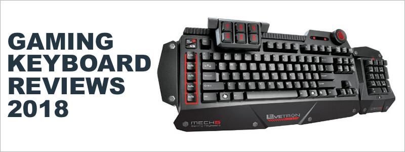 best gaming keyboards 2018
