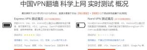 10BEASTS Barry测试 各款VPN实时动态更新