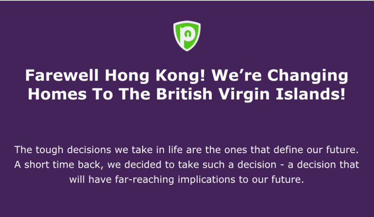 Farewell hong kong! We're changing homes to the British virgin islands! 2021-10-09 at 09.46.41