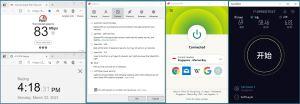 Windows10 ExpressVPN IKEv2 Singapore - Marina Bay 服务器 中国VPN 翻墙 科学上网 10BEASTS Barry测试 - 20210322