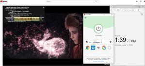 Windows10 ExpressVPN IKEv2 USA - Los Angeles - 3 中国VPN 翻墙 科学上网 测速-20200601