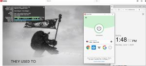 Windows10 ExpressVPN IKEv2 USA - New York 中国VPN 翻墙 科学上网 测速-20200601