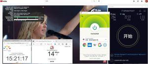 Windows10 ExpressVPN IKEv2 USA - Washington DC 服务器 中国VPN 翻墙 科学上网 10BEASTS Barry测试 - 20210310