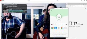 Windows10 ExpressVPN USA - Los Angeles - 4 中国VPN 翻墙 科学上网 youtube测速-20200517