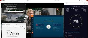Windows10 IvacyVPN 国际版APP IKEv2 UK 服务器 中国VPN 翻墙 科学上网 10BEASTS Barry测试 - 20210312
