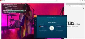 Windows10 IvacyVPN Belgium 中国VPN 翻墙 科学上网 测速-20200601