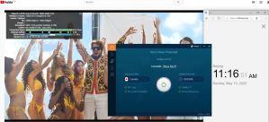 Windows10 IvacyVPN Canada 中国VPN 翻墙 科学上网 Youtube测速-20200510