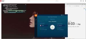 Windows10 IvacyVPN France 中国VPN 翻墙 科学上网 测速-20200525