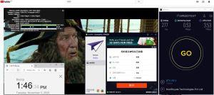 Windows10 PureVPN Automatic Estonia 服务器 中国VPN 翻墙 科学上网 测试 - 20201103