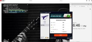 Windows10 PureVPN Malta 中国VPN 翻墙 科学上网 youtube测速-20200523