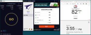 Windows10 PureVPN SSTP Russia 服务器 中国VPN 翻墙 科学上网 翻墙速度测试 - 20200923