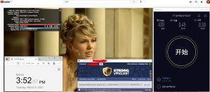 Windows10 StrongVPN 中国专用版APP OpenVPN-TCP Canada - Montreal #301 服务器 中国VPN 翻墙 科学上网 10BEASTS Barry测试 - 20210309