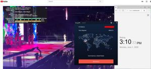 Windows10 StrongVPN IKEv2协议 USA San Francisco 中国VPN 翻墙 科学上网 测速-20200601