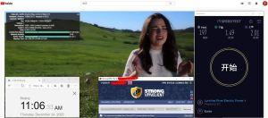 Windows10 StrongVPN USA - Charlotte 服务器 中国VPN 翻墙 科学上网 测试 - 20201224