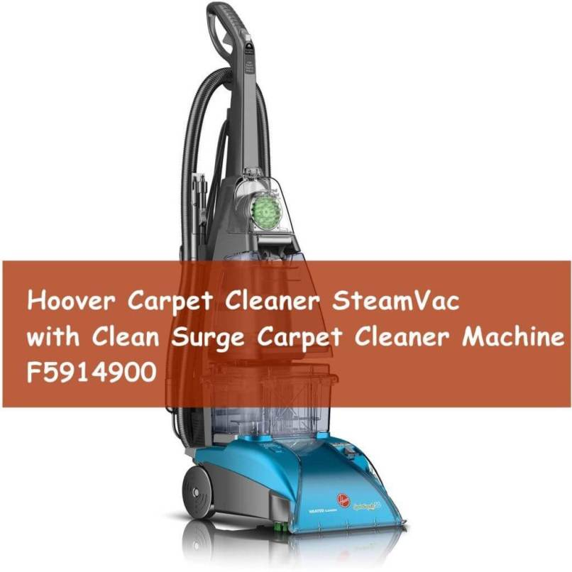 Hoover Steamvac Carpet Cleaner Fh50020 Manual Www