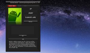 AndroRat App Key
