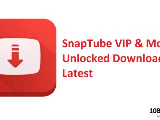 SnapTube VIP & Mod Apk Unlocked Download Latest