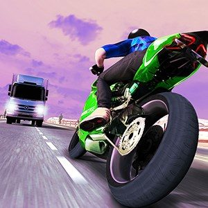 Traffic Rider MOD APK Crack